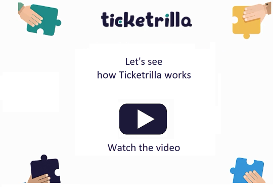 Video 'How Ticketrilla works?'